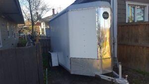 10' Wells Cargo trailer