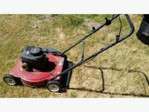 Lawnmower MUST SELL