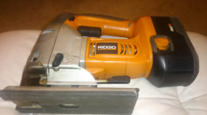 Combination Rigid Cordless Tool Kit
