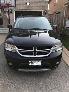 2012 Dodge Journey SXT with low KMS and great condition