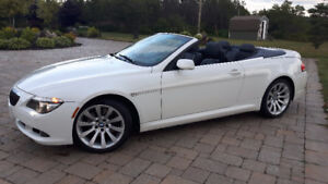 2008 BMW 6-Series 650i Coupe Convertible
