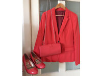 Next Jacket, Shoes and Bag for sale