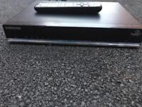 Samsung freeSat box, working, great conditon RRP-£200