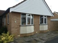 Detached Modern Bungalow with Garage and private garden