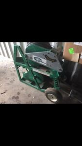 Green lee cable feeder 6810 model