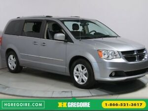 2016 Dodge GR Caravan A/C BLUETOOTH DVD MAGS