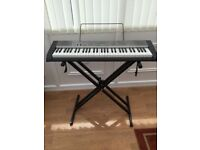 Casio LK-125AD Key Lighting Keyboard + stand
