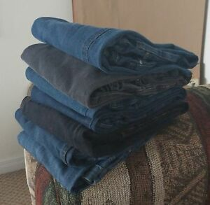 Boys Assorted Jeans. Size 16