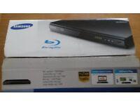 Samsung Blu-ray player