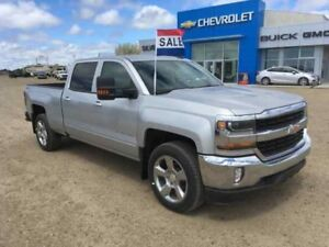 2017 Chevrolet Silverado 1500 Max Trailering Package Htd Leather