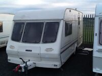 1997 luner solar 462/2 berth end CHANGIng room with fitted mover