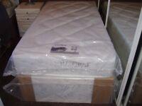 new single divan bed