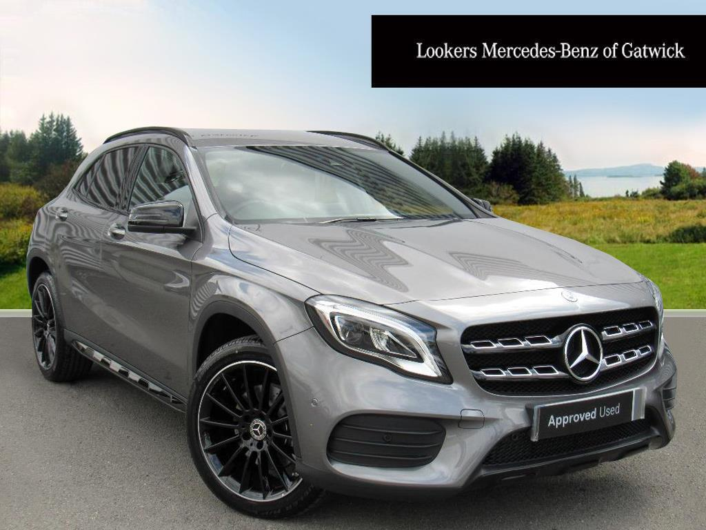 mercedes benz gla class gla 220 d 4matic amg line premium grey 2017 07 21 in crawley west. Black Bedroom Furniture Sets. Home Design Ideas