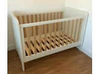 Mama's and Papa's cot bed toddler bed