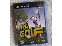 PS2 Game - Mr Golf