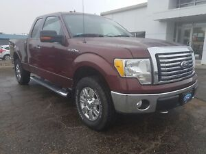 2010 Ford F-150 XLT Extended Cab, Chrome Package, Back Up Camera