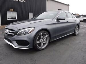 2017 Mercedes-Benz C-Class C 300 - 4Matic - Turbo - AMG package