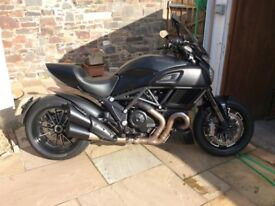 2014 Ducati Diavel Dark