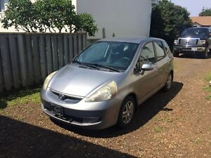 2007 Honda Fit 5 Speed