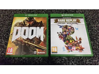 Doom & Rare Replay - 2 Xbox One Games