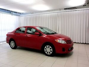 2012 Toyota Corolla BE SURE TO GRAB THE BEST DEAL!! SEDAN w/ HEA