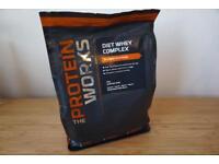 Protein Works DIET Whey complex1kg