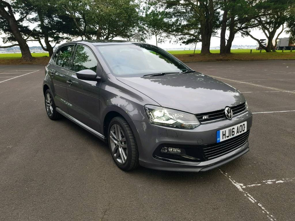 Volkswagen Polo R Line Edition Leather Seats Parking