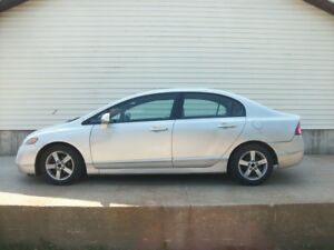 2007 Honda Civic SEDAN LX 1.8 L