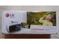 Lg minibeam PH300, projector!