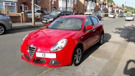 Red Alfa Romeo Giulietta - Excellent condition