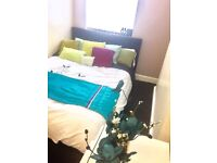 A new decorated modern double room to rent