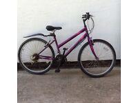 Apollo outrider bicycle