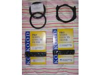 Kood Pro 100mm modular filter holder, adapter rings and filters