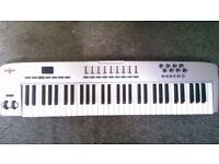 M Audio Midi Piano Oxygen 61