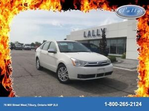 2011 Ford Focus SEL, Leather, Moonroof!!!