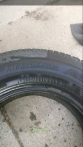 One tire for sale size 14