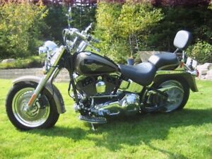 2004 Harley Davidson Fatboy - only 16,770 miles