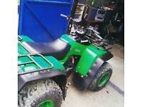 DUAL SWAP/SALE Kawasaki klf 300 and honda trx 300
