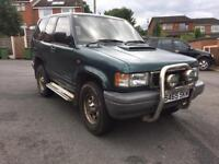 1998 Isuzu Trooper 3.1 TD Off roader 4x4