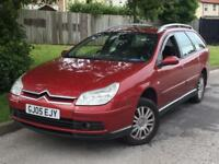 Citroen C5 1.6 HDi VTR + 12 MONTHS MOT + NEW CLUTCH + DRIVES SUPERB