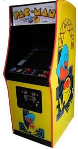 Arcade Machines Wanted! Fast pick up