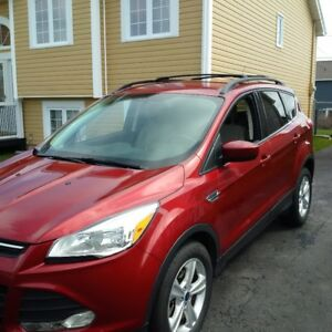 2014 Ford Escape SE SUV, Crossover AWD 2.0L Lease Takeover