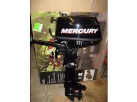 Mercury 5HP Outboard Motor
