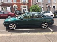Jaguar X-Type 2.2 D DPF Sovereign 4dr***Mint Condition=Drives Excellent