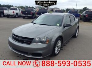2013 Dodge Avenger SE Accident Free,  Bluetooth,