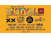 Bestival 2017 2 X Adult Weekender Tickets with parking Inc