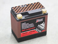 Power Start Motorcycle Battery LFP5L-BS Lithium ion