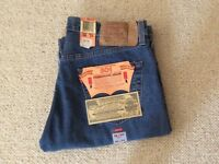 Levi's 501 Blue Men's Jeans