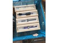 Evod pens and oils