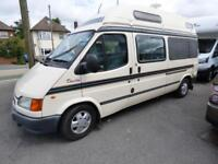 Ford Transit Autosleeper Duetto MANUAL 1998/S